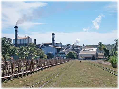 FSC Lautoka Mill and link